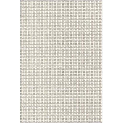 Mollie Hand-Woven Gray Indoor/Outdoor Area Rug Rug Size: 4 x 6