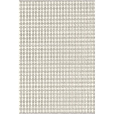 Mollie Hand-Woven Gray Indoor/Outdoor Area Rug Rug Size: 5 x 76