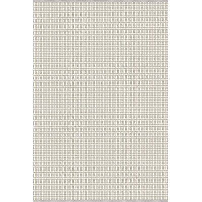 Mollie Hand-Woven Gray Indoor/Outdoor Area Rug Rug Size: 8 x 10