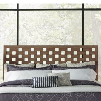 Lyons Open-Frame Headboard Size: King/California King