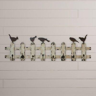 Herault Birds of a Feather Multipurpose Coat Rack