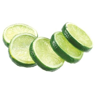 Lime Slices Sculpture