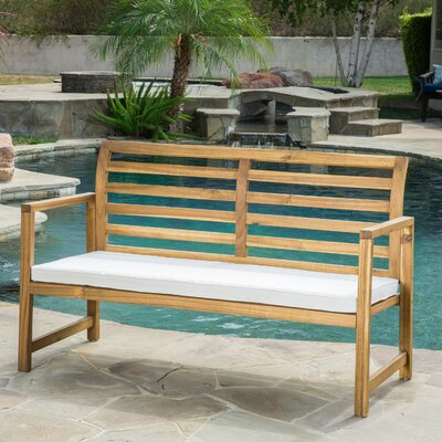 Usan Wood Garden Bench