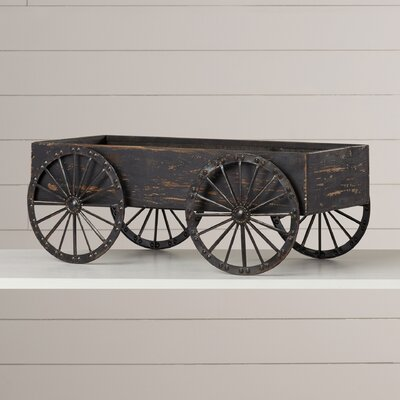 Evelyn Decor Cart Figurine