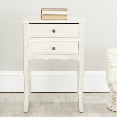 Clare 2 Drawer Nightstand Finish: Barley