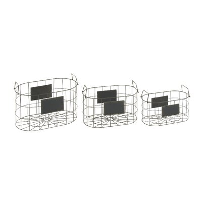 Superior 3 Piece Majestic Basket Set