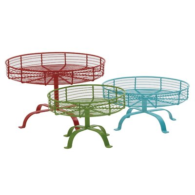 August Grove Superior 3 Piece Smart Looking Cake Stand Set ATGR2142 26880517