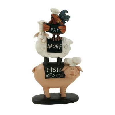 Superior Farm Animal Stack Figurine