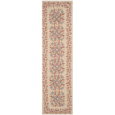 Folklore Hand-Loomed Dune Area Rug Rug Size: Runner 23 x 8