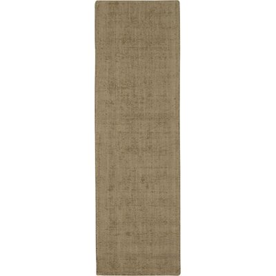 White Earth Handmade Grain Area Rug Rug Size: Runner 23 x 76