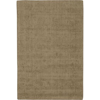 White Earth Handmade Grain Area Rug Rug Size: 53 x 75