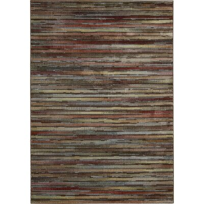 Onaway Gray Area Rug Rug Size: Rectangle 23 x 39