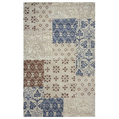 Hankinson Hand-Tufted Multi Area Rug Rug Size: Rectangle 9 x 12