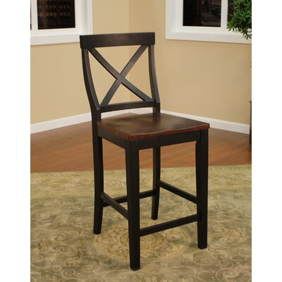 Deer Lodge 24 Bar Stool (Set of 2)