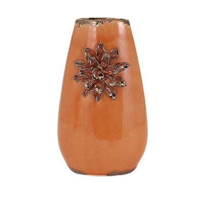 Vira Flower Tall Vase