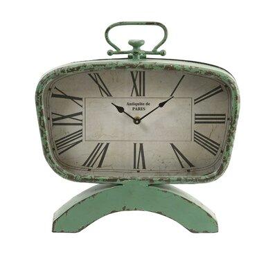 Rutledge Antique Styled Retro Mantel Clock