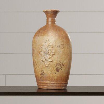 Emma Vase Size: 20 H x 11 W x 5 D