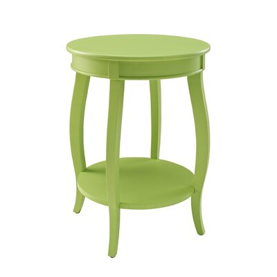 Kellie End Table Finish: Lime