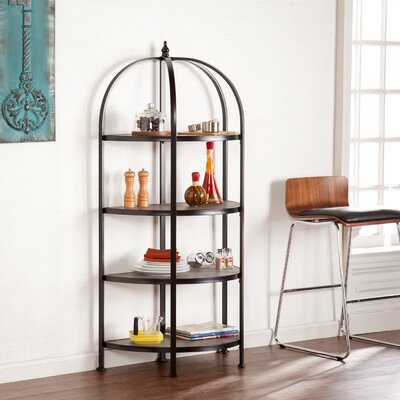 Chilton 61 Etagere Bookcase