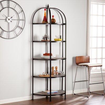 Paislee 78 Standard Bookcase