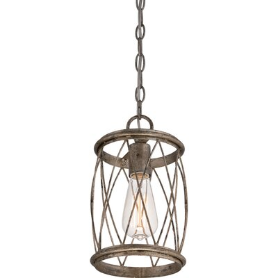 Meryl 1-Light Foyer Pendant