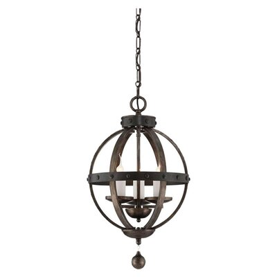 Wilburton 5-Light Foyer Pendant