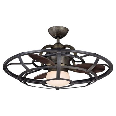 26 Betty-Jo 3-Blade Ceiling Fan
