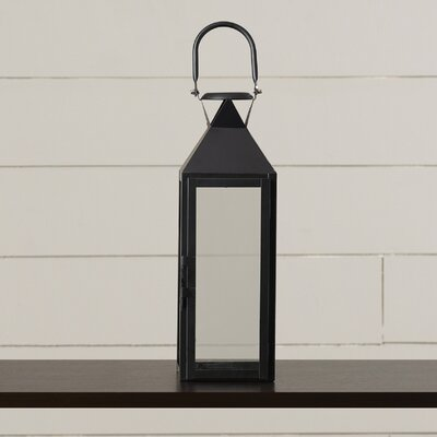 Artemesia Candle Lantern Color: Black