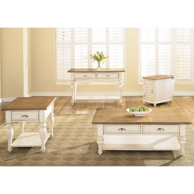 Vanbrugh 4 Piece Coffee Table Set