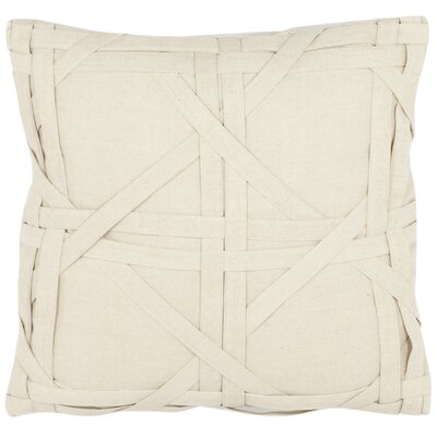 Vienna Cotton Throw Pillow