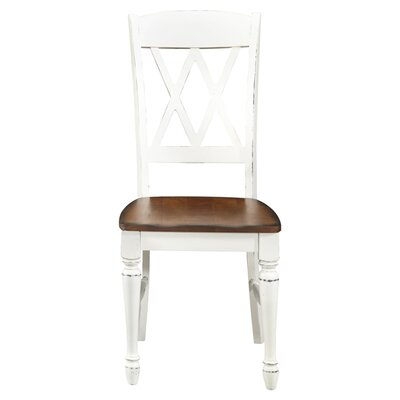 Giulia Side Chair Side Chair Finish: White