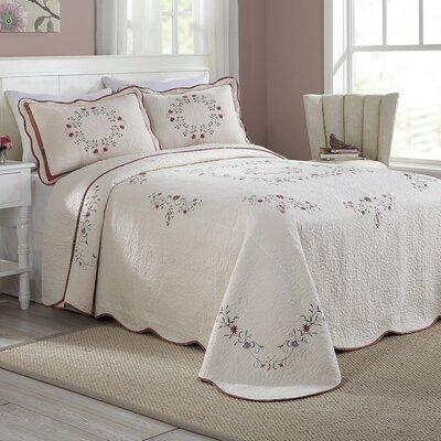 Nashville Bedspread Size: Queen