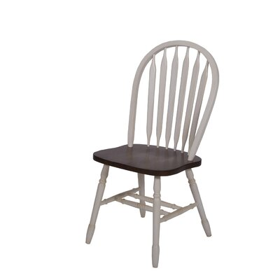 Dining Chair Color: Antique White