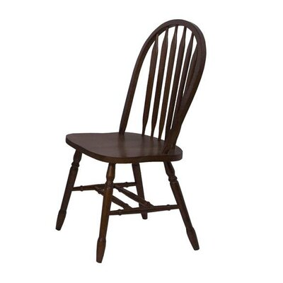 Dining Chair Color: Chestnut