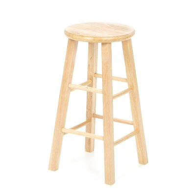 Alison 24 Bar Stool Finish: Natural