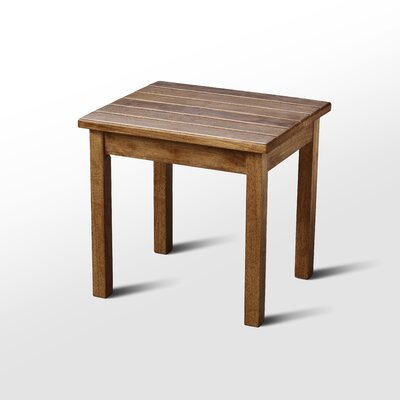 Franklin Springs Porch End Table Finish: Maple