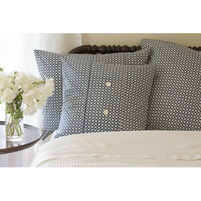 Caille Porch Cotton Throw Pillow