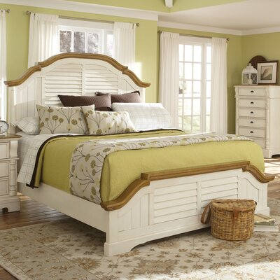 Panel Bed Size: King