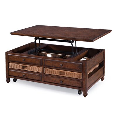 Hebron Coffee Table with Lift-Top