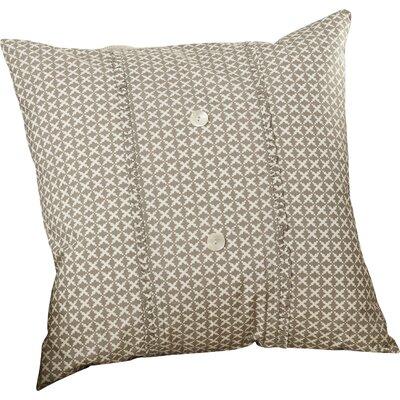 Caille Porch Cotton Throw Pillow