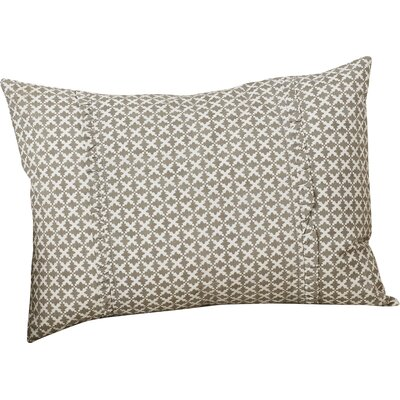Caille Cotton Boudoir/Breakfast Pillow