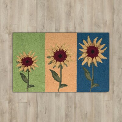 Stella Sunflowers Area Rug