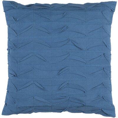 Cochran Throw Pillow Size: 18 H x 18 W x 4 D, Color: Teal