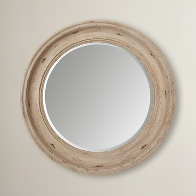Grafton Rustic Round Wall Mirror
