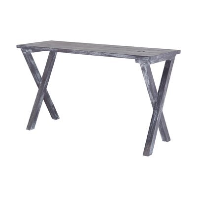 Tamera Cross Legged Console Table