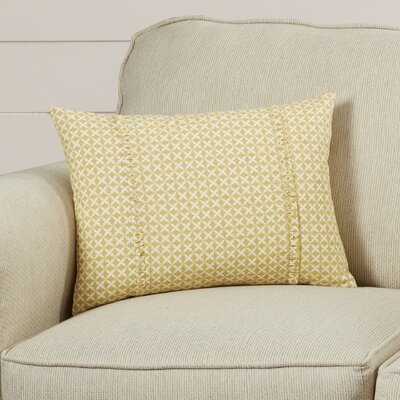 Caille Cotton Lumbar Pillow