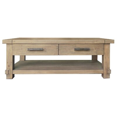 Quincy Coffee Table Size: 51