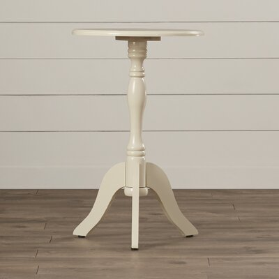 Fay End Table Color: Buttermilk