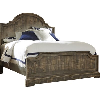 Buford Panel Bed Size: King