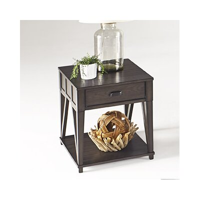 Clark Fork End Table